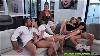 Diana Grace, Charlotte Sins Her Unconventional Stepdaughter Fuck Therapy